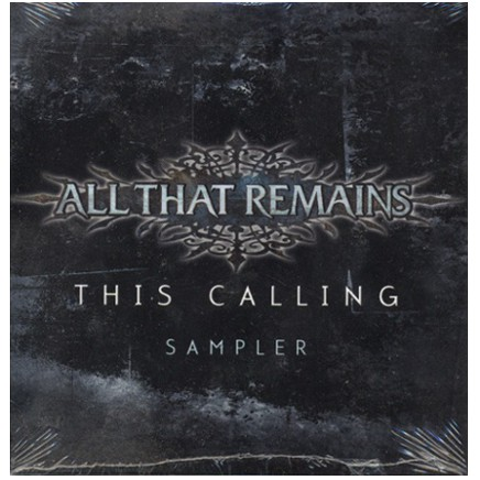 All That Remains - This Calling sampler