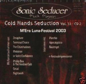 Various - Sonic Seducer Cold Hands Seduction - Vol. 136