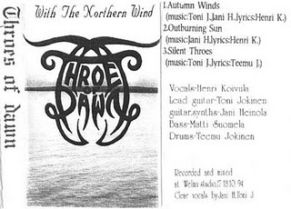With the Northern Wind (demo)