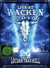 Live At Wacken 2015 (video)