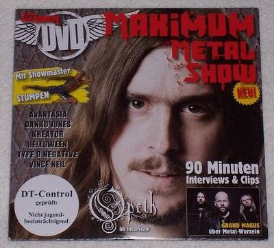 Maximum Metal Show Vol. 153 (video)