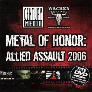 Metal Of Honor: Allied Assault 2006 (video)