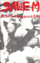 Millions Slaughtered / Live (demo)