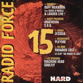 Radio Force 15