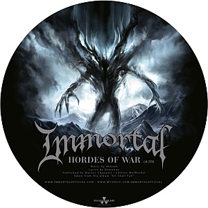 Split with Immortal