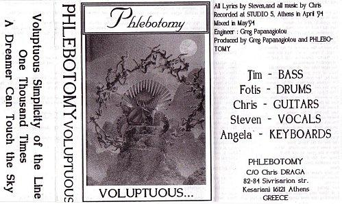 Voluptuous (as Phlebotomy) (demo)
